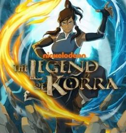 The Legend of Korra Cover Art
