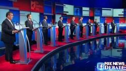 2016 Republican Debate #1