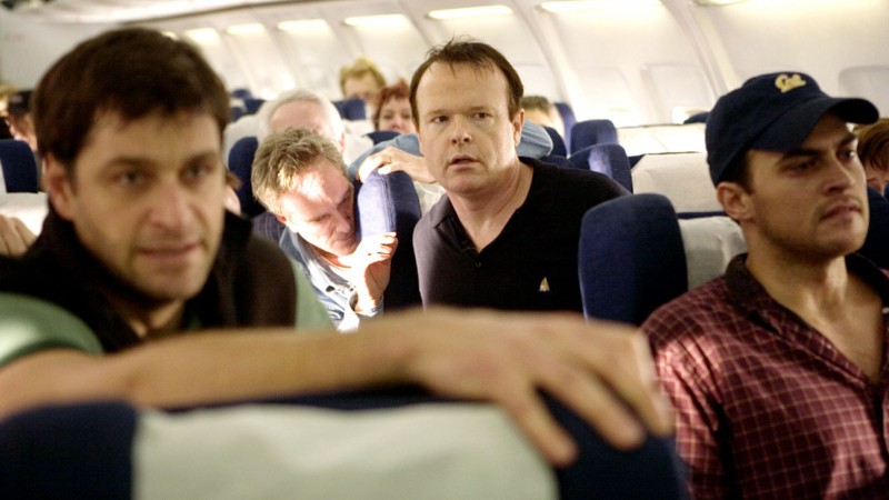 United 93 Movie Shot