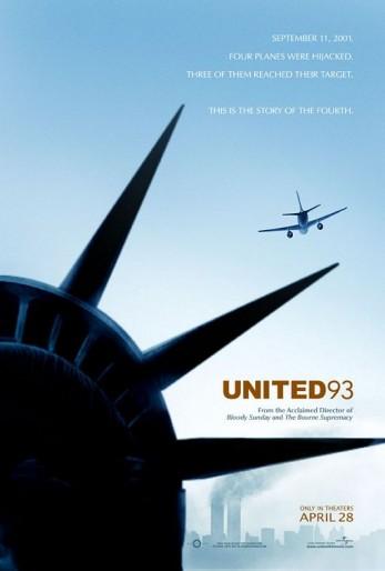 United 93 Movie Poster