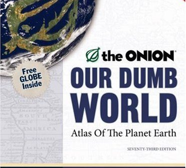 Our Dumb World Book Cover