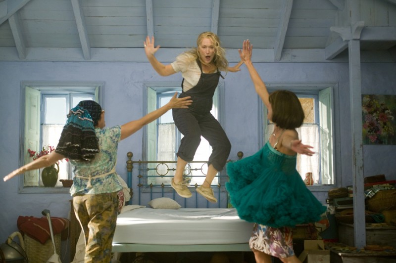 Mamma Mia! Movie Shot