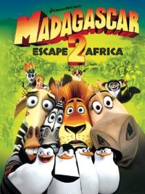 Madagascar 2 Movie Poster