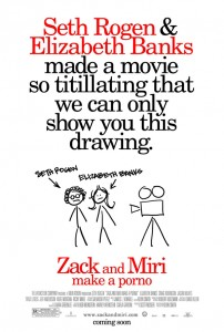 Zach and Miri Make a Porno Movie Poster