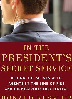 In The President's Secret Service Book Cover