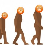 E-mail Evolution Picture