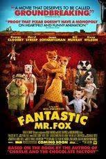 Fantastic Mr. Fox Movie Poster