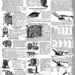 Montgomery Ward Catalog Page