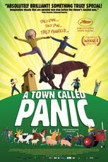 A Town Called Panic Movie Poster