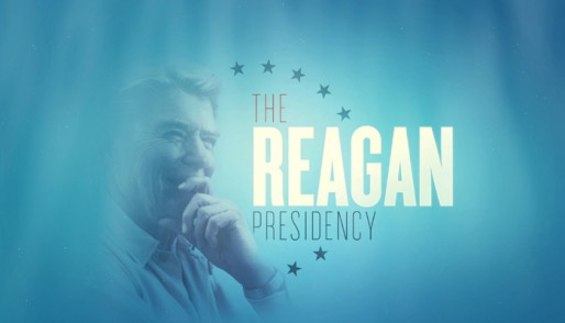 Ronald Reagan Presidency Poster