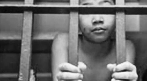 Child Behind Bars
