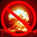 Nuclear Disarmament No Mushroom Cloud