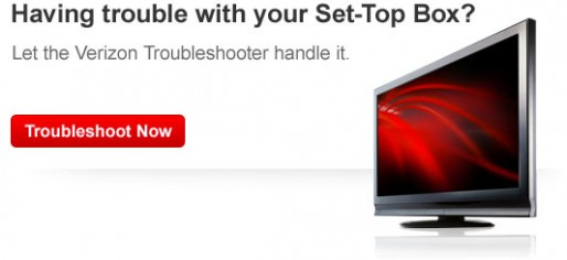 FiOS Set Top Box Trouble