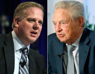 Glenn Beck And George Soros