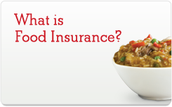 What Is Food Insurance?