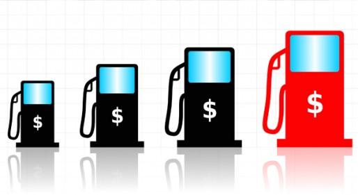 Growing Danger Gas Prices