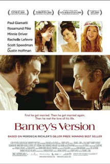 Barney's Version Movie Poster