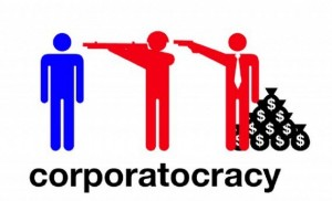 Corporatocracy graphic