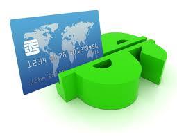 Credit Card Dollar Sign