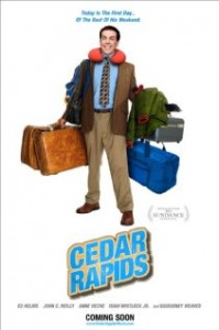Cedar Rapids Movie Poster