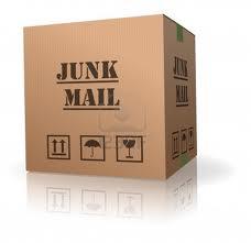 Junk Mail Box