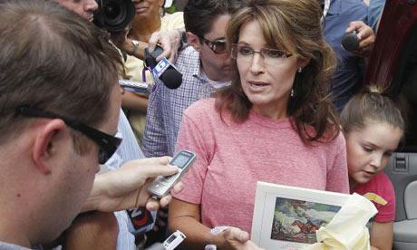 Sarah Palin On Paul Revere