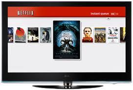 Netflix PC Interface