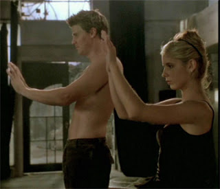 Angel And Buffy Taichi