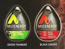 Mio Energy Flavors