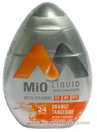Mio Orange Tangerine