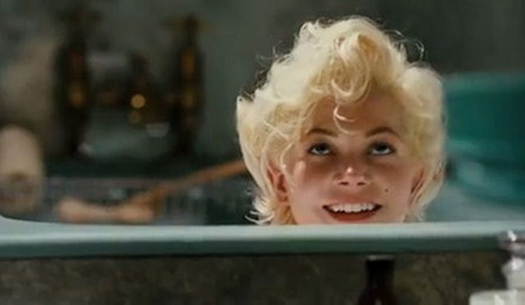My Week with Marilyn Movie Shot