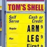 Arm Leg Gas Prices