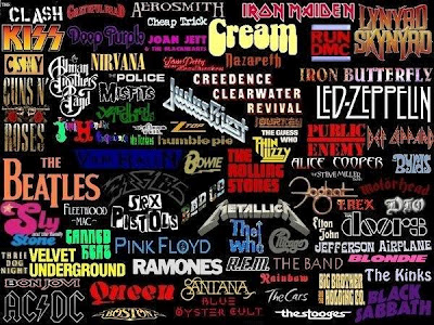 Rock Bands