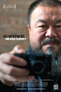 Ai WeiWei: Never Sorry Movie Poster