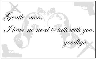 Gentlemen Note