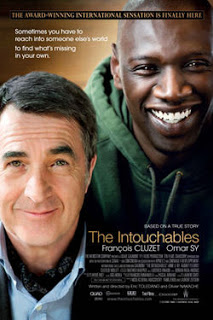 The Intouchables Poster