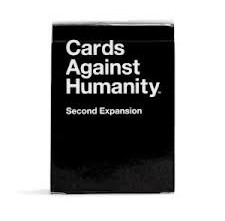 Cards Against Humanity Second Expansion Box