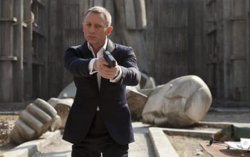 Skyfall Movie Shot