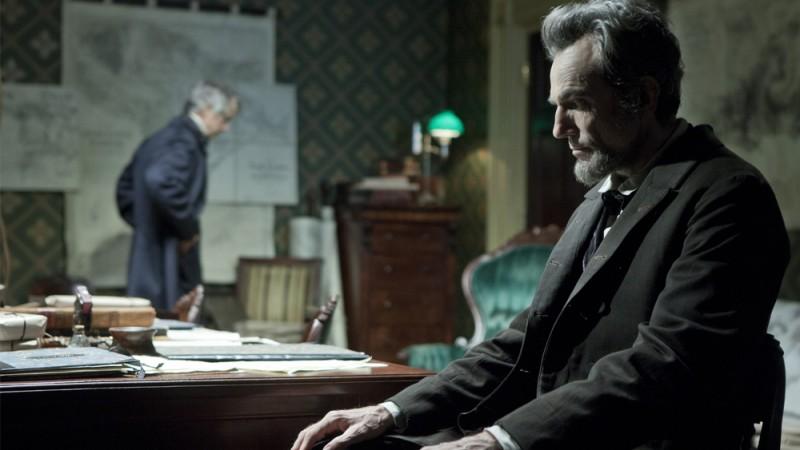 Lincoln Movie Shot