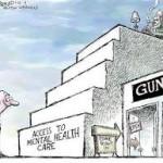 Gun Control Cartoon
