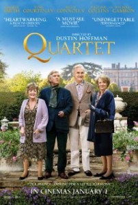 Quartet Movie Poster