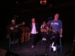 The A's Acoustic Set