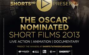 Oscar Shorts Movie Poster