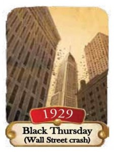 Timeline Card - Black Thursday