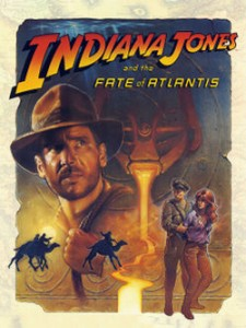 Indiana Jones and the Fate of Atlantis Box