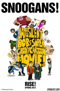 Jay & Silent Bob's Super Groovy Cartoon Movie Movie Poster