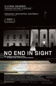 No End In Sight Movie Poster