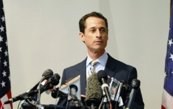 Former Congressman Anthony Weiner (D-NY)