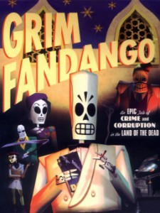 Grim Fandango Box