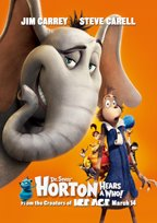 Horton Hears A Who! Movie Poster